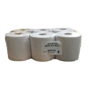 White Centre Feed Rolls