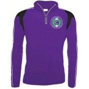 Girl's 1/4 Zip Training Fleece