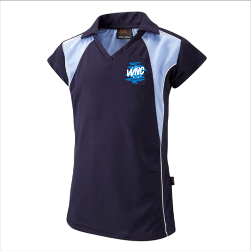 Senior's Girls Polo Shirt