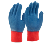 Latex Fully Coated Gripper Gloves