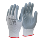 Nitrile Foam Nylon Gloves