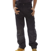 Multi-Pocket Work Trouser